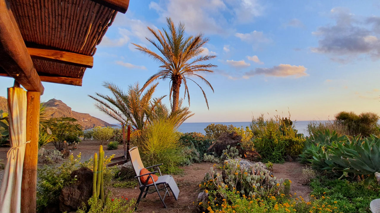 Dammuso Oasi a Pantelleria