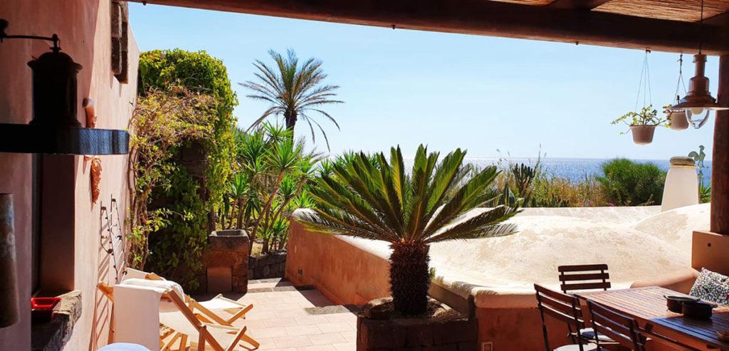 Dammuso Cala di Luna Pantelleria